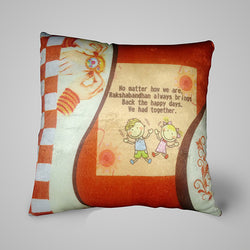 Together Pillow - 12x12