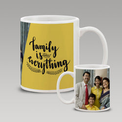 Family is Every thing Mug