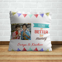 Better Than Money Pillow