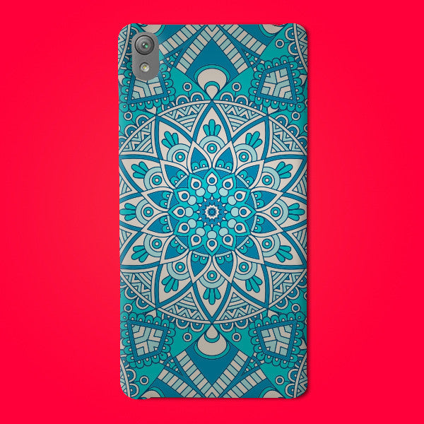 Abstract Preprinted  Mobile case -12