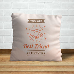You are my friend Pillow