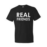 Black Real Friend T-Shirt