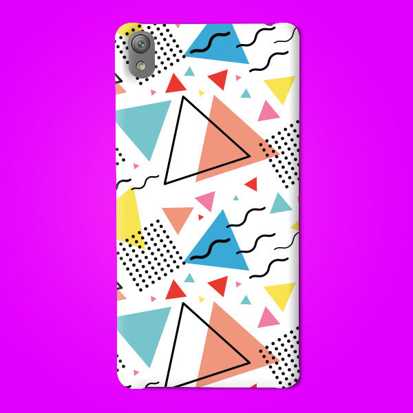Abstract Preprinted  Mobile case -22