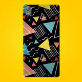 Abstract Preprinted  Mobile case -23