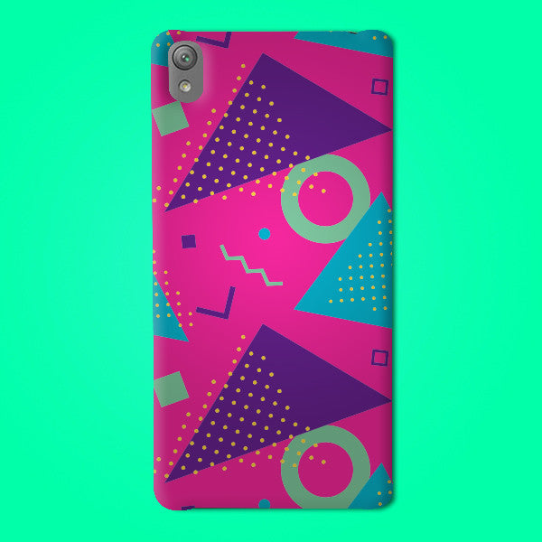 Abstract Preprinted  Mobile case -25