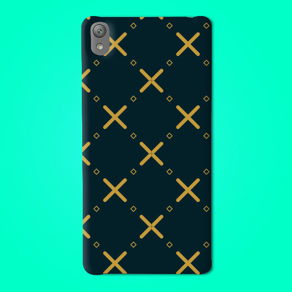 Abstract Preprinted  Mobile case -36