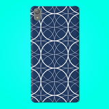 Abstract Preprinted  Mobile case -38