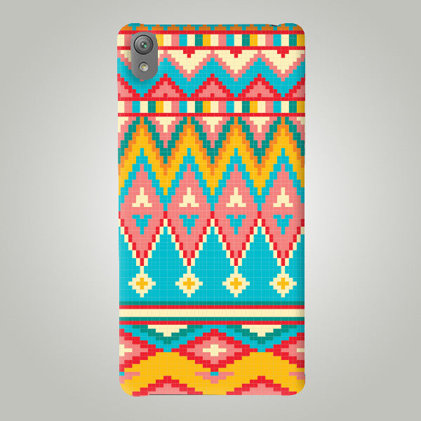 Abstract Preprinted  Mobile case - 3