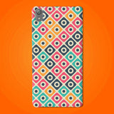 Abstract Preprinted  Mobile case -42