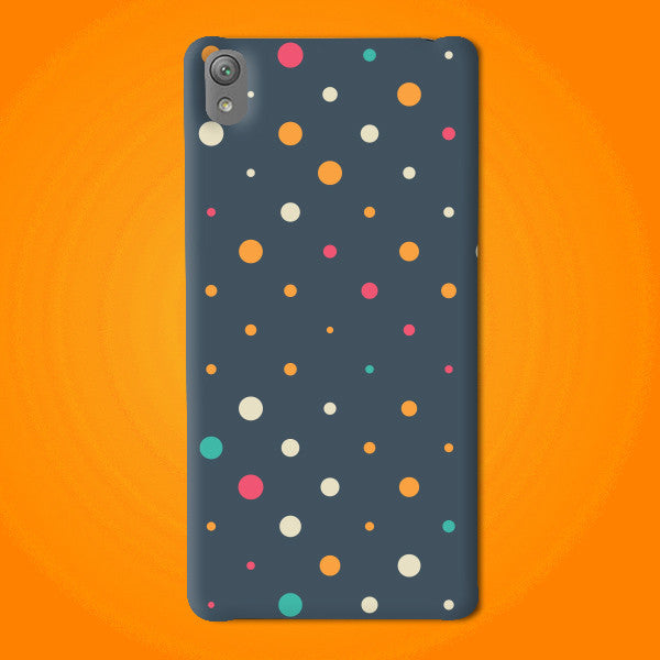 Abstract Preprinted  Mobile case -44