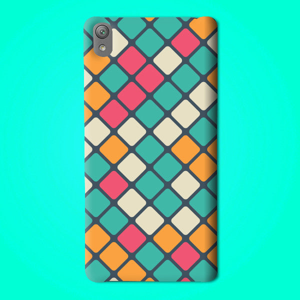 Abstract Preprinted  Mobile case -45