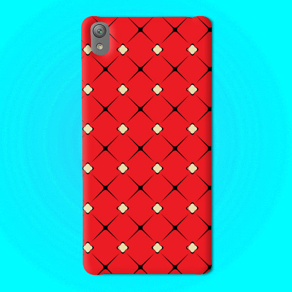 Abstract Preprinted  Mobile case -50