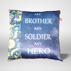 My Hero Pillow - 12x12
