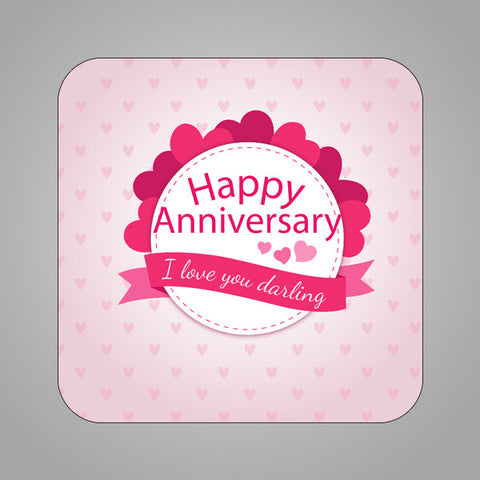 Pink Anniversary - Magnet