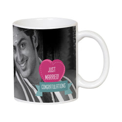 Married-WT Mug