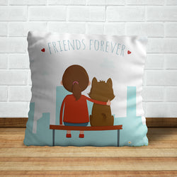 Friends Cartoon Pillow