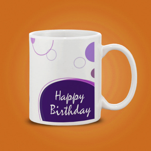 B'dy Purple-WT Mug