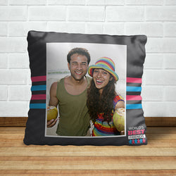 World's Best Friend with Pic Pillow