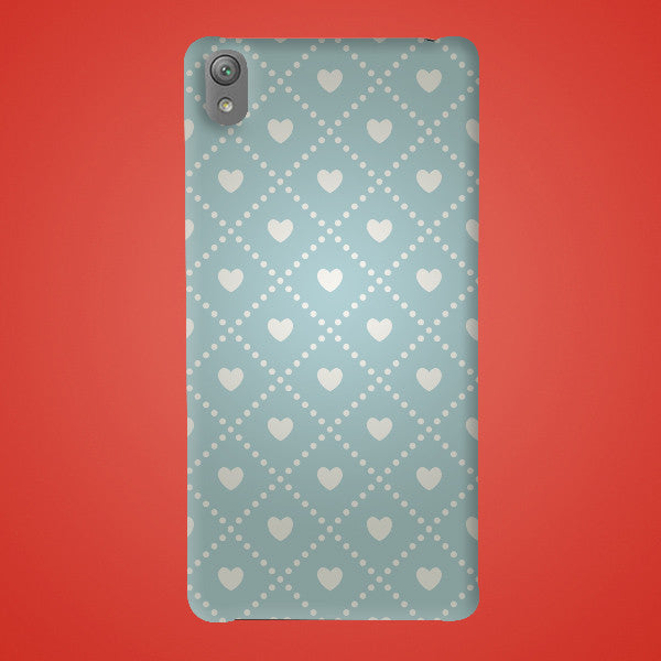 Abstract Preprinted  Mobile case - 8