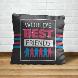 World's Best Friend Pillow
