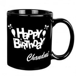 Birthday-Black Mug