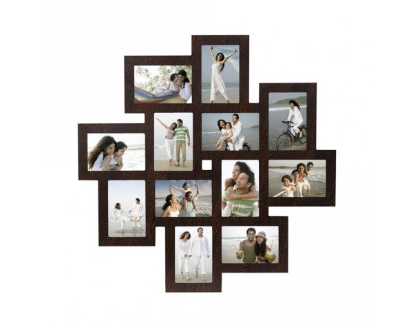 ... 12 Picture Collage Frame-Couple