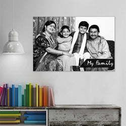 My Family Canvas