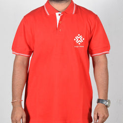 Red Corporate T-Shirt