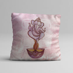 Abstract Ganesh Full Printed Pillow