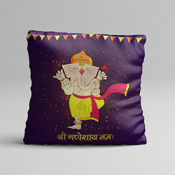 Ganesh Full Printed Pillow