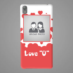 "Love ""u"" Red Case"