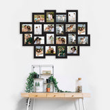 20 Picture Collage Frame