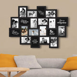 20 Picture Collage Frame-vacation