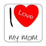 Love Mom 3.5x3.5 FM   -