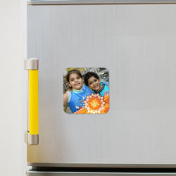 Brother & Sister Rakhi Magnet