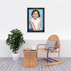 Girl Portrait Wall Frame 327-E