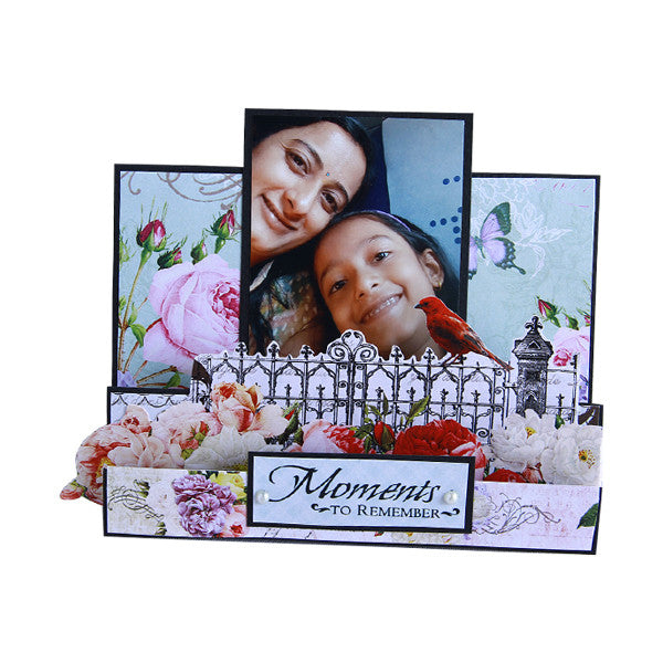 Moments Photo Table Card