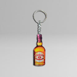 Acrylic Key Ring  P1003