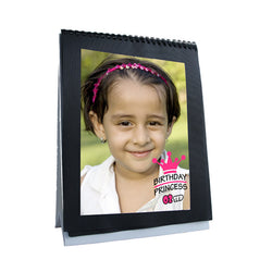 Princess Flip Photo Stand 6x8