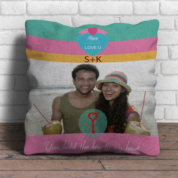 S+K Key Fullprinted Pillow