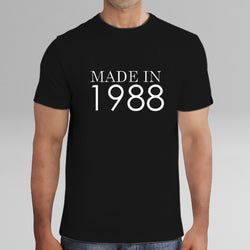 MADE IN 88 T-shirt DG