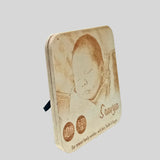 Baby Wooden Engraving