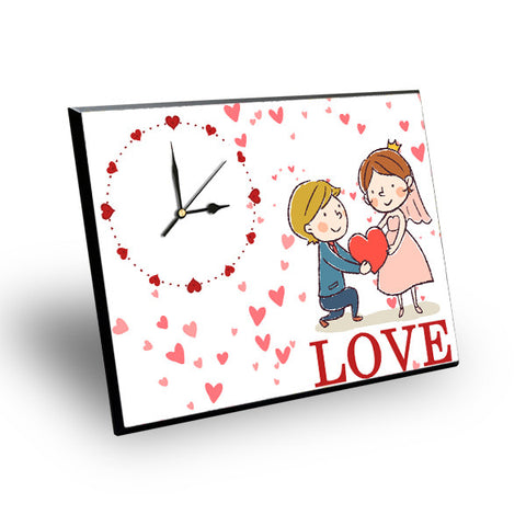 Love Proposal CLock