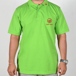 Green Corporate T-Shirt