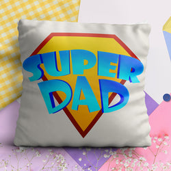 Super Dad Full Printed Pillow