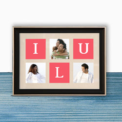 8x12 Cut Mount  ILU Frame