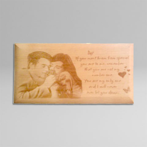 Wooden Engraving WP 9