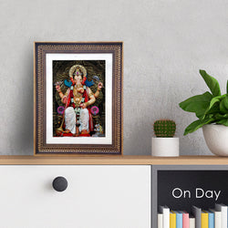 Lord Ganesh Radium Photo Frames
