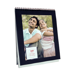 WeddingAnniversary Flip Photo Stand-8x10