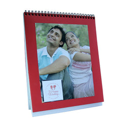 Couple Flip Photo Stand-8x10